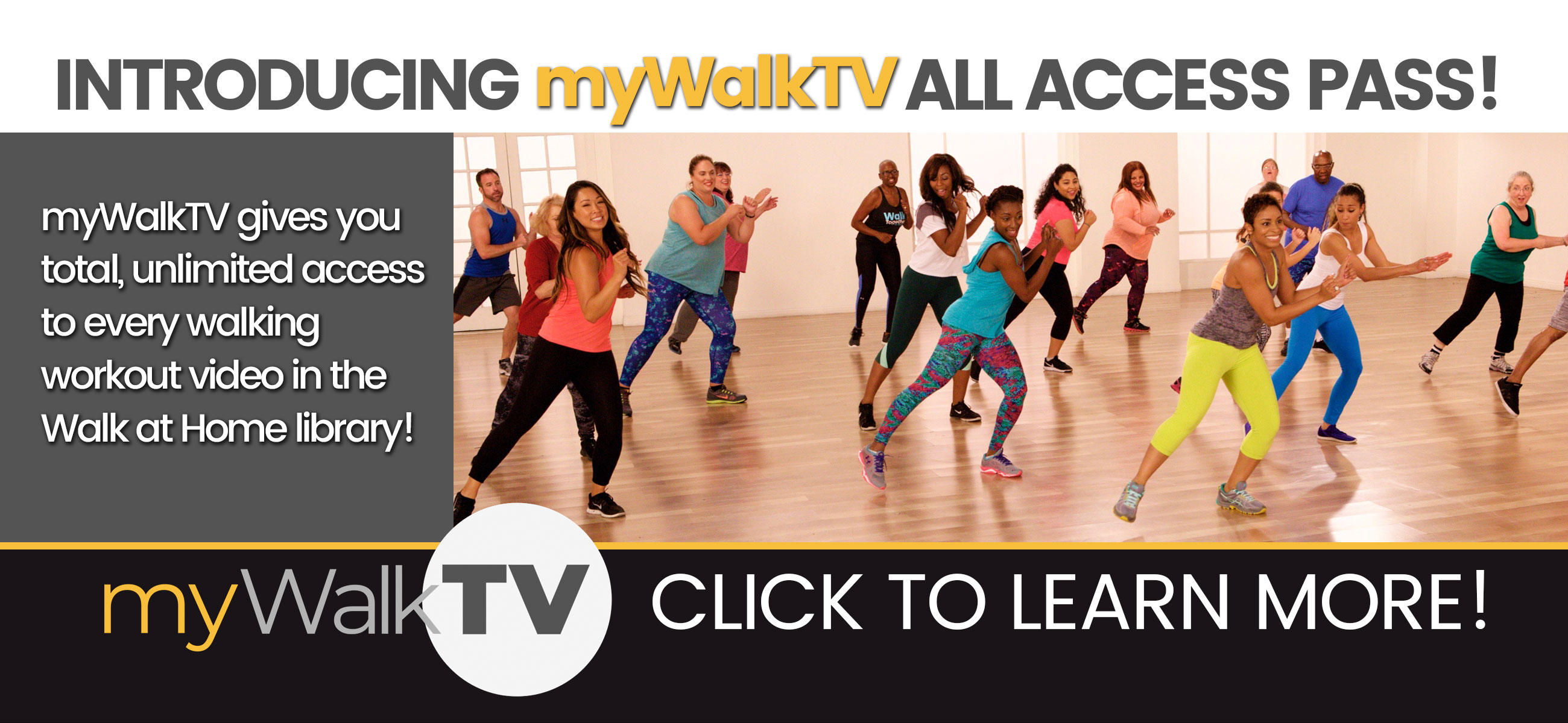 Walk at Home | #1 Walk Fitness by Leslie Sansone