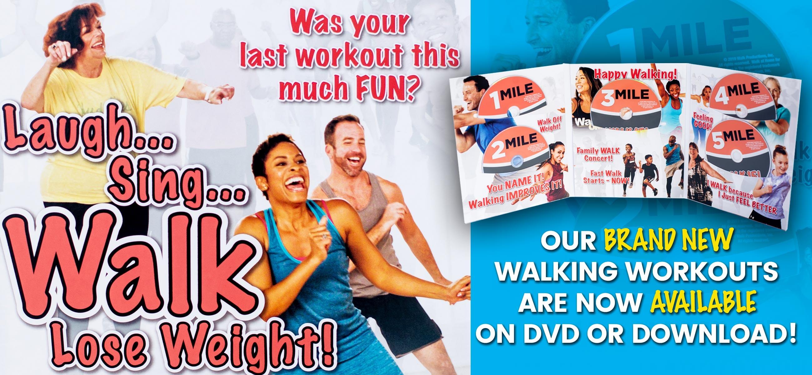 Walk 15 DVD 2019
